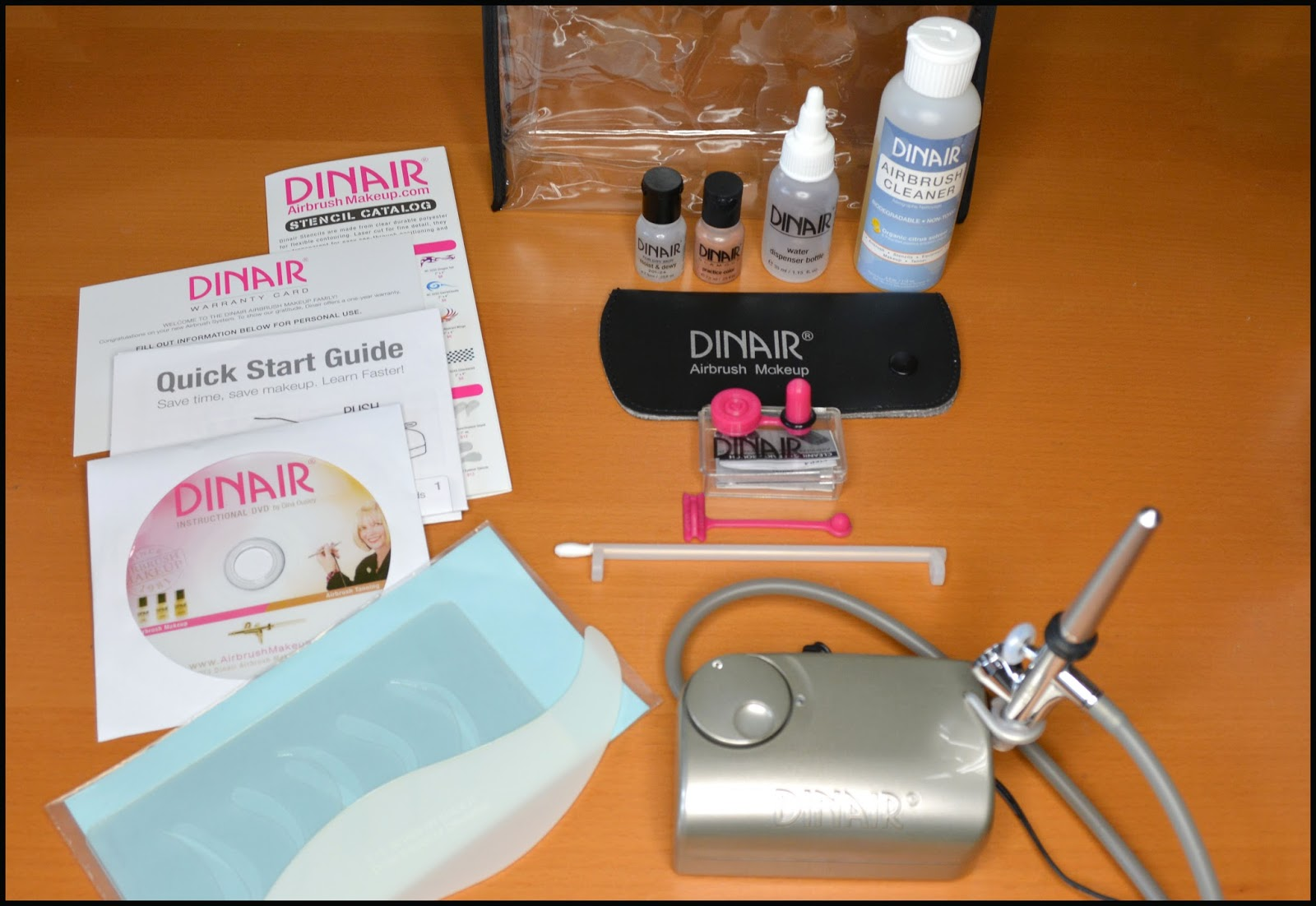 Dinair Airbrush Compressor Psi Range For Beginner